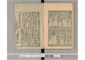 詞八衢(刊記)